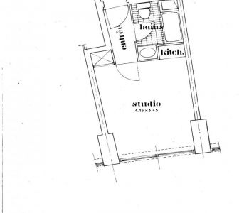 STUDIO OFFICE AND LIVING USE