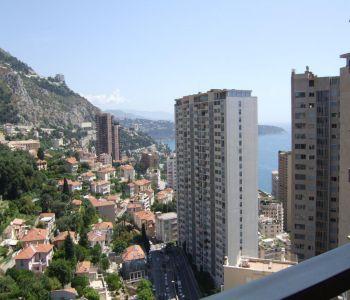 Studio avec terrasse agréable vue panoramique,