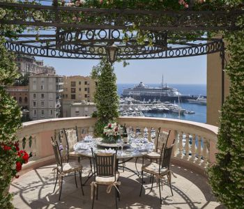 Villa l'Echauguette, Prestigious house overlooking the Port