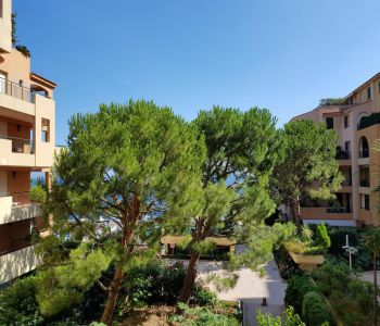 Luxurious 3 rooms for sale, Fontvieille.