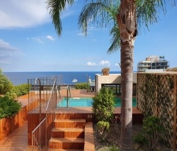 Exceptional Penthouse - Pool, Sea and Casino views