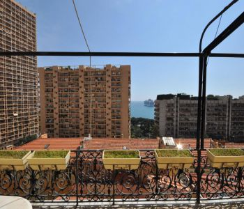 Carré d'Or, Family apartment, sea view, law 887