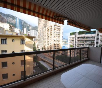 Carré d'Or, 2 room flat with nice views