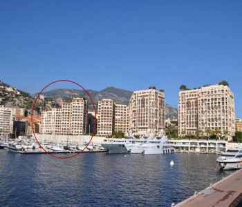 The Memmo Center, 2 rooom flat - Fontvieille