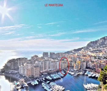 Beautiful studio to rent, Fontvieille