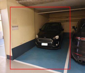 The Réserve - parking space
