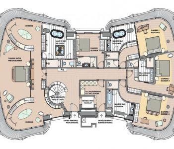 One Monte Carlo - Triplex 5 chambres
