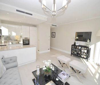 Superb renovated 2 room flat in the center.