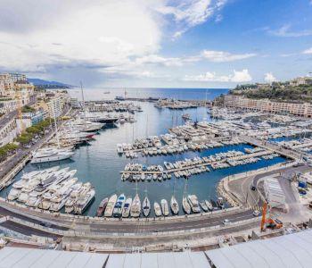 Beau studio luxueusement rénové - Vue Port et Grand Prix