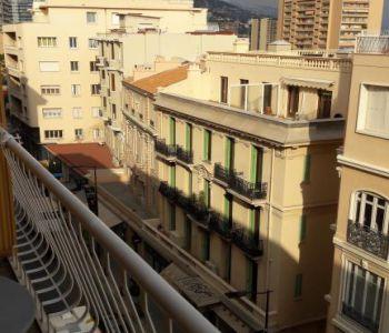 Grand studio central - Balcon - vue agréable ville