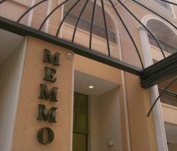 4 PIECES - MEMMO CENTER