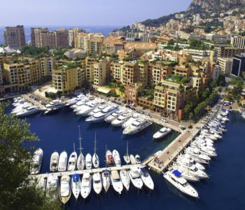 Studio in Fontvieille Harbour View