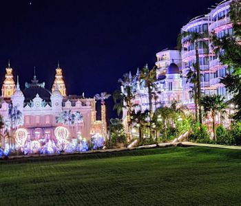 Luxurious 2 bedroom apartment - ONE MONTE CARLO - full floor