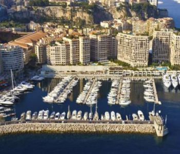 Large 2 Bedroom in Fontvieille with Beautiful Sea View