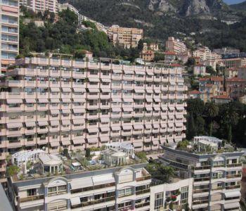 Roc Fleuri - Spacious 1 bedroom apartment with terrace and garden