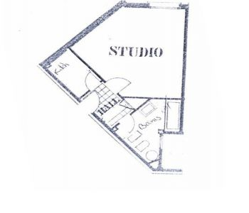 Studio for rent - Golden Square