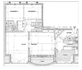 2 BEDROOMS APARTMENT - ROCAZUR