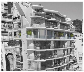 Immeuble neuf - Villa Les Cigognes - prestations luxueuses