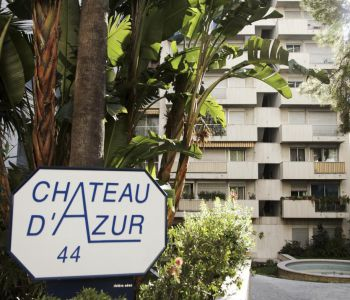 Cave - Château d'Azur
