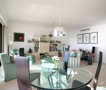 3 bedrooms flat w/ Sea view in luxury residence