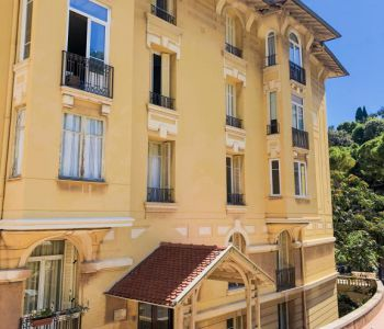 3 Room apt. with double living-room - Excellent condition - Parc Princesse Antoinette