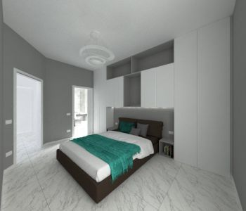 Appartamento 2 locali  - Monte Carlo - Ristrutturato e luminoso