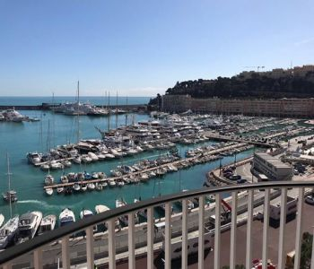 Beautiful 2 bedrooms apt on the port-splendid view