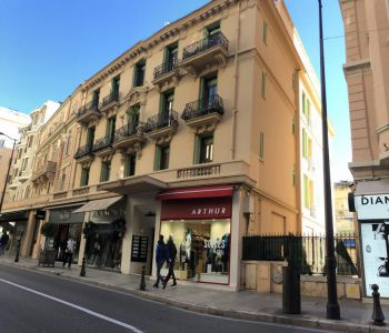 2 Pieces mixed use - Centre Monte Carlo