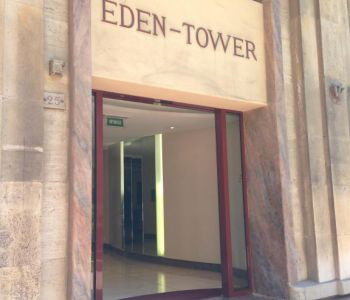 STUDIO MEUBLE USAGE MIXTE EDEN TOWER