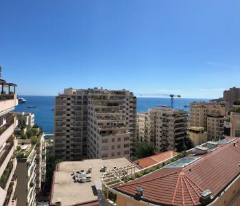 Large 3 room apt. with sea  view - Chateau Perigord