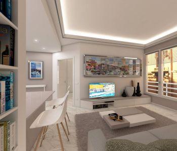 Victoria - Appartamento 2 locali  - Monte Carlo - Ristrutturato e luminoso