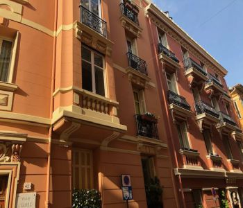 MONTE CARLO - VILLA LOUISE - 2 BEDROOM APARTMENT UNDER THE LAW 1291