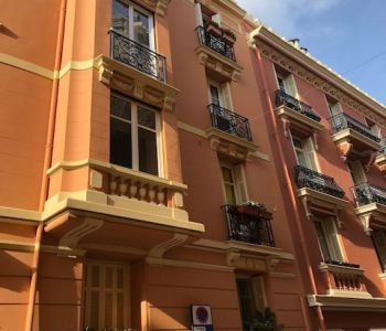 MONTE CARLO - SOLE AGENT - VILLA LOUISE - 2 BEDROOM APARTMENT UNDER THE LAW 1291