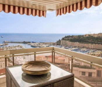 MONEGHETTI - MAGNIFICIENT APARTMENT  - PANORAMIC SEA VIEW