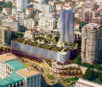 Appartement de 4/5 Pièces - Saint Roman - Monaco