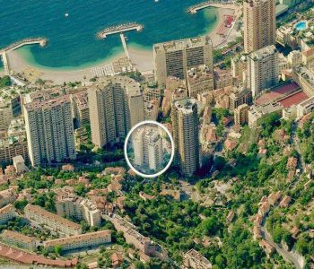 Parking space - Auteuil Residence - Monte Carlo