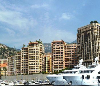 Luxury 3 bedroom apartment in Fontvieille