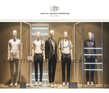 Commercial boutique - Boulevard des Moulins - Monte Carlo