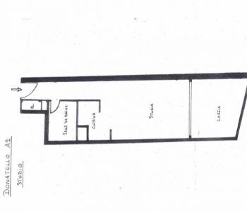 Studio à vendre - Fontvieille - Monaco