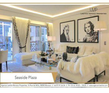 2-Bedrooms apartment - Seaside Plaza - Monaco