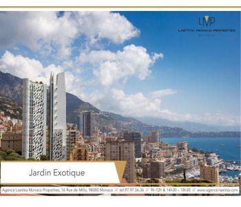 For rent 1-Bedroom - Exotic Garden - Monaco