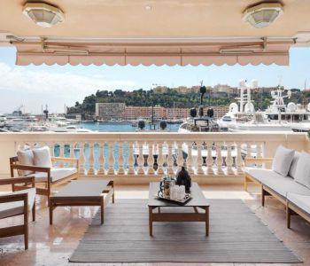 Presigious residence in the Port of Monaco