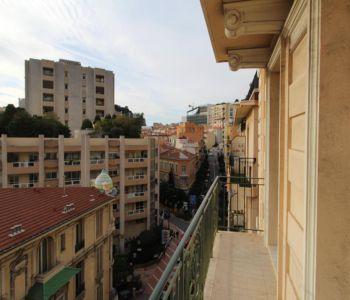 Appartement très lumineux et rénové à la rue Grimaldi