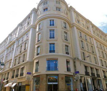 Location studio Palais de la Scala
