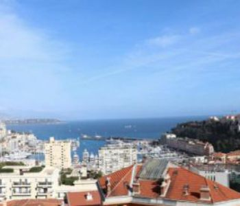 Beautiful 4 rooms with sea view
