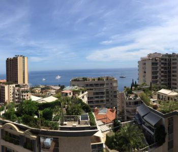 Spacious 4-5 Rooms apartment with sea view