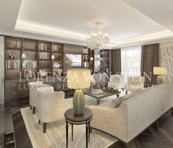 Luxueux appartement proche du Carré d'Or
