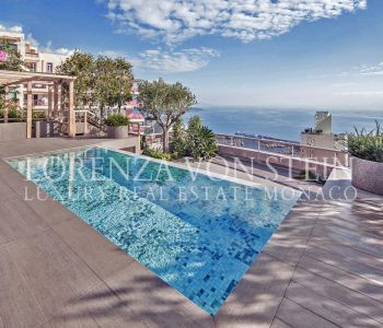 Exceptional Triplex with a private pool