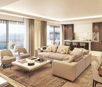 La Réserve - Three bedroom luxury home with beautiful sea views