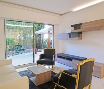 Les Ligures - Beautiful one-bedroom apartment with private garden